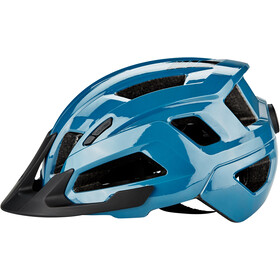Cube Steep Casque, glossy blue